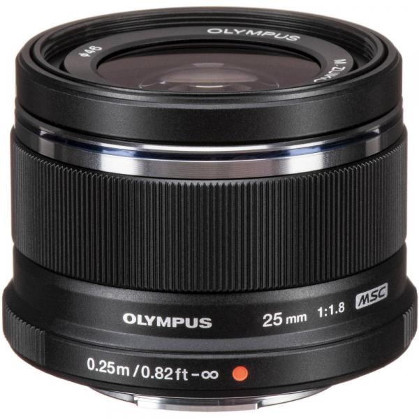 Olympus OM-D E-M5 Mark III body - negru kit cu M.Zuiko 25mm f/1.8 si cu ECG-5 Grip Extern [8]