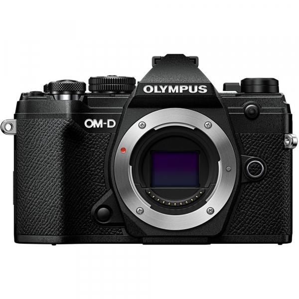 Olympus OM-D E-M5 Mark III body - negru kit cu M.Zuiko 25mm f/1.8 si cu ECG-5 Grip Extern [3]