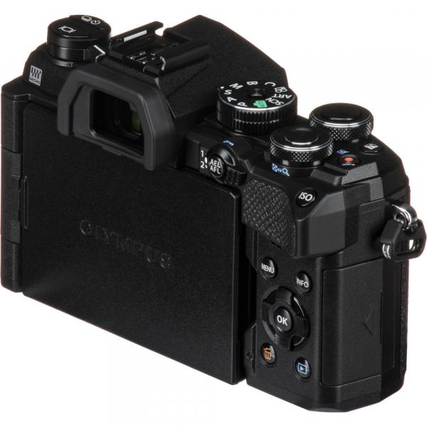 Olympus OM-D E-M5 Mark III - negru kit Olympus 12-200mm f/3.5-6.3 [5]