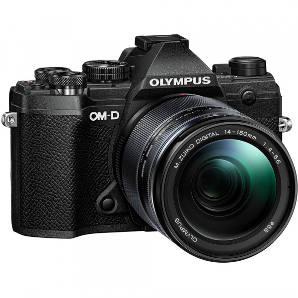 Olympus OM-D E-M5 Mark III - negru kit Olympus 14-150mm f/4-5.6 II [0]