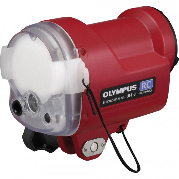 Olympus UFL‑3 blitz  subacvatic 1