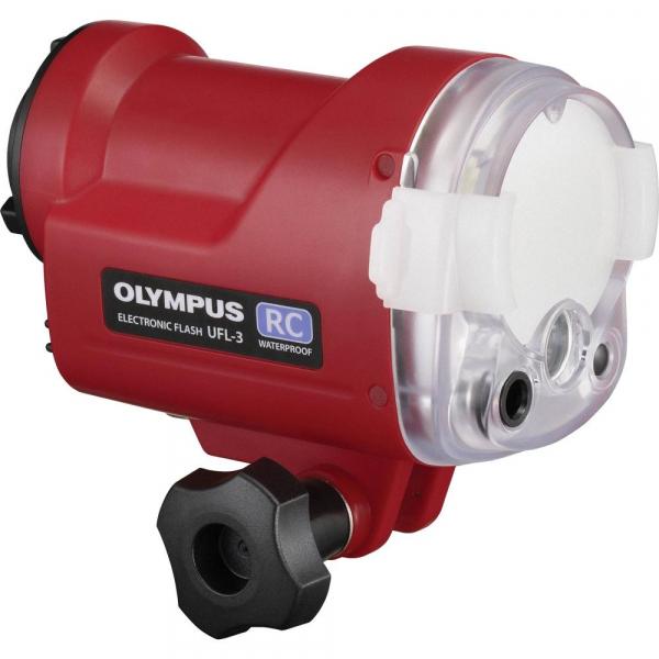 Olympus UFL‑3 blitz  subacvatic 0