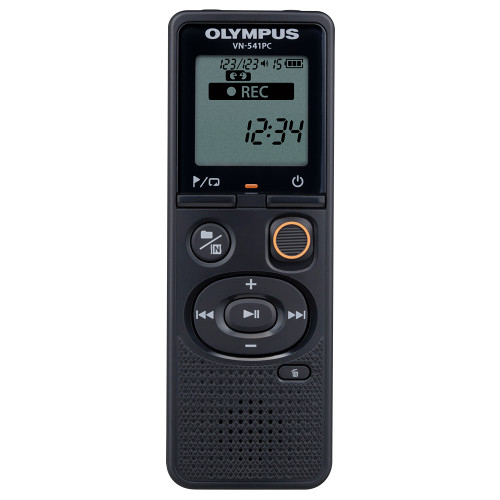 Olympus VN-541PC  si ME52 , reportofon [0]