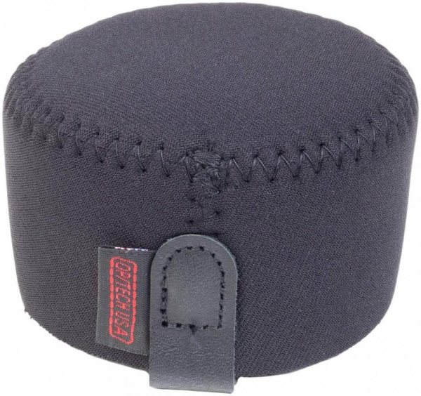 """OP/TECH 8001262 3"""" Mini Hood Hat - Black  0"""