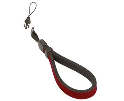 OP/TECH Cam Strap™ - QD Red - Curea de mana 0