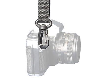 OP/TECH Connector Swivel Hook - Conector aparat tip carlig 0