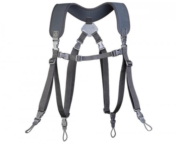 OP/TECH Dual Harness Uni-Loop Regular - Ham doua aparate 0