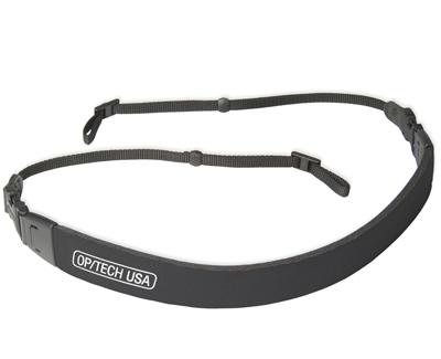 OP/TECH Fashion Strap™ Loop Black - Curea de umar 0