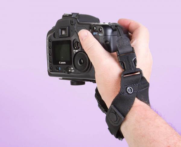OP/TECH Gimme Grip Strap™ - Curea de mana DSLR [0]