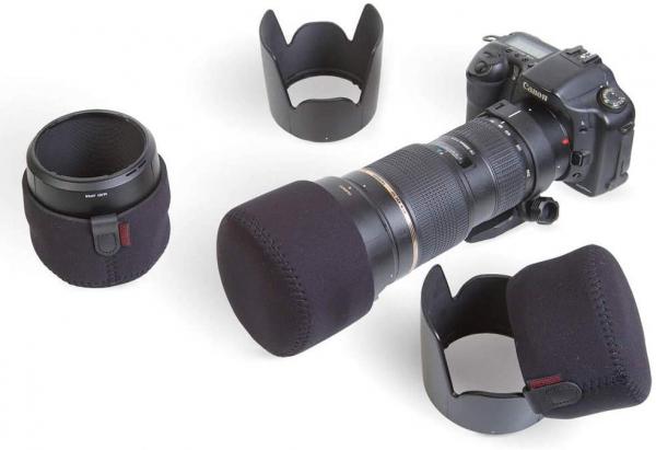 OP/TECH Hood Hat™ Large Black 6