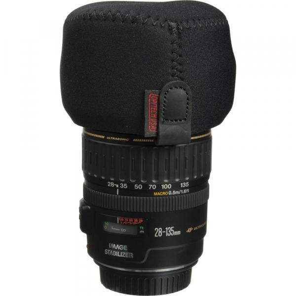OP/TECH Hood Hat™ Medium Black 1