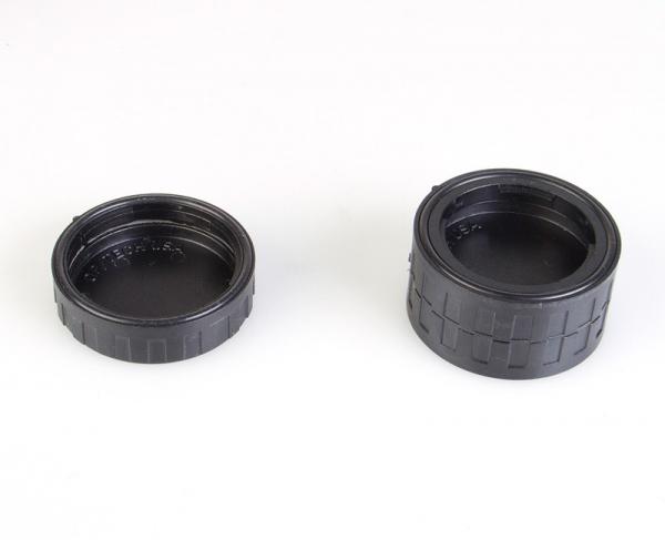 OP/TECH Lens Mount Cap Double Olympus/Panasonic MFT - Capac dublu pentru montura obiective Olympus/Panasonic MFT [1]