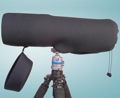 OP/TECH Mega Shoot Cover™ MSC2 -Black 8