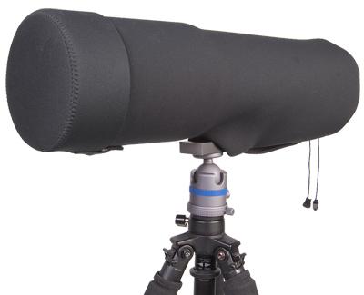 OP/TECH Mega Shoot Cover™ MSC2 -Black 0