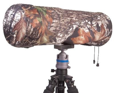 OP/TECH Mega Shoot Cover™ MSC2 -Nature 0