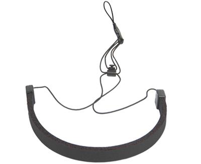 OP/TECH  Mini Loop Strap™ - QD Black - Curea de umar aparat compact 0