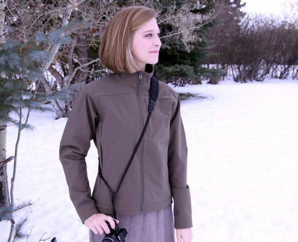 OP/TECH Mirrorless Sling™ Mini-QD black - Curea de umar aparat mirrorless 0