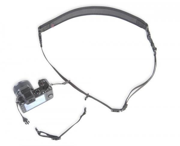 OP/TECH Mirrorless Sling™ Mini-QD black - Curea de umar aparat mirrorless 1