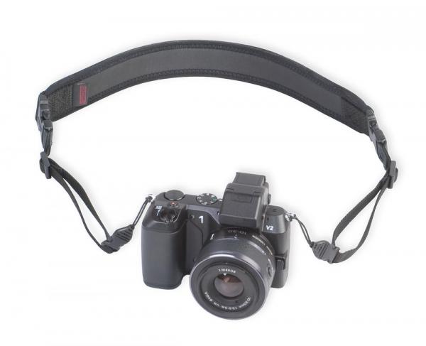 OP/TECH  Mirrorless Strap™ Mini-QD black - Curea de umar aparat mirrorless [1]