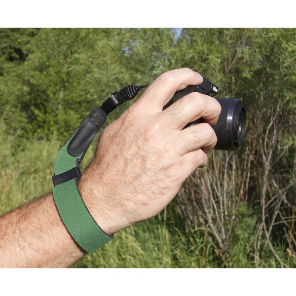 OP/TECH Mirrorless Wrist Strap Forest - Curea de mana 0