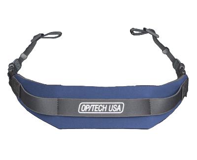 "OP/TECH Pro Strap™ - 3/8"" Navy - Curea de umar 0"