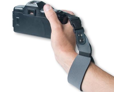 OP/TECH  SLR Wrist Strap™ Steel - Curea de mana 0