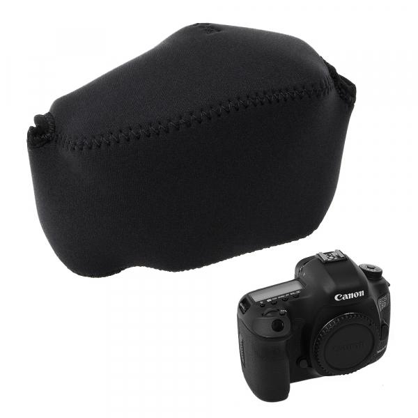 OP/TECH Soft Pouch™ - Body Cover Auto - husa neopren neagra [1]