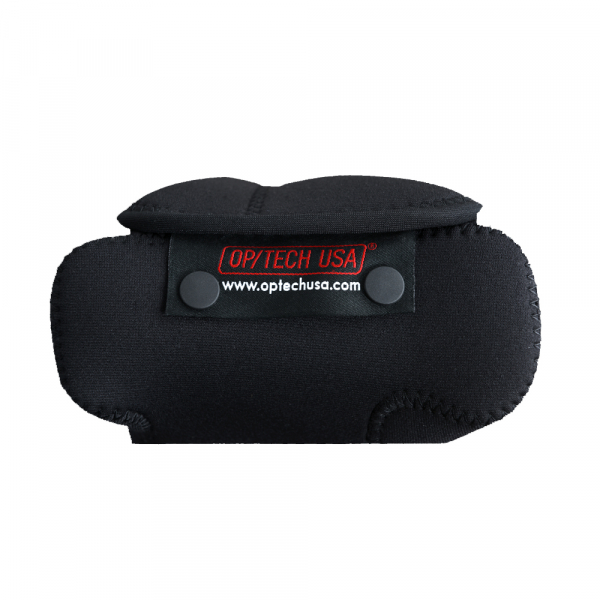 OP/TECH Soft Pouch™ - Body Cover Midsize Black- husa neopren neagra 5
