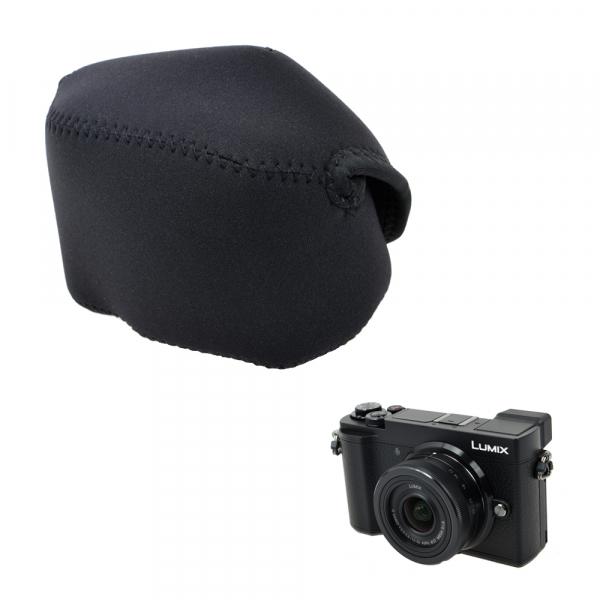 OP/TECH Soft Pouch™ - Body Cover Midsize Black- husa neopren neagra 2