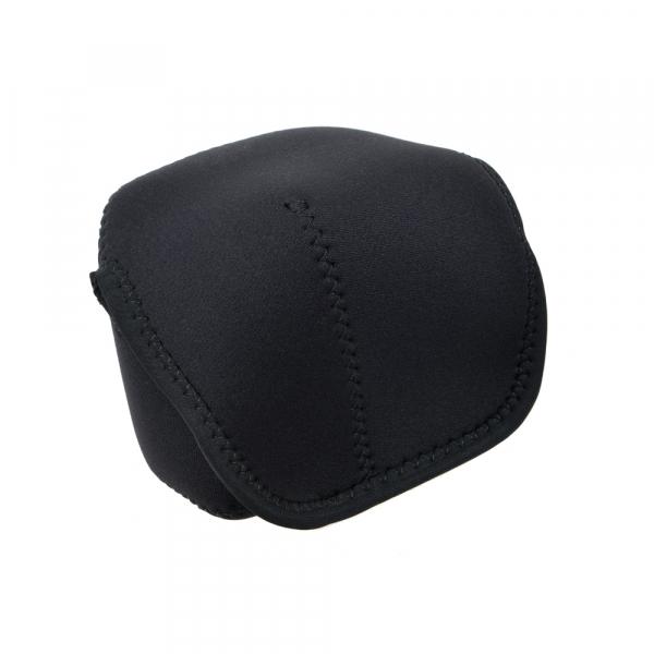 OP/TECH Soft Pouch™ - Body Cover Midsize Black- husa neopren neagra 1