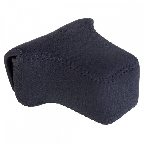 OP/TECH Soft Pouch™ D-M 4/3 Black - husa neopren neagra 0