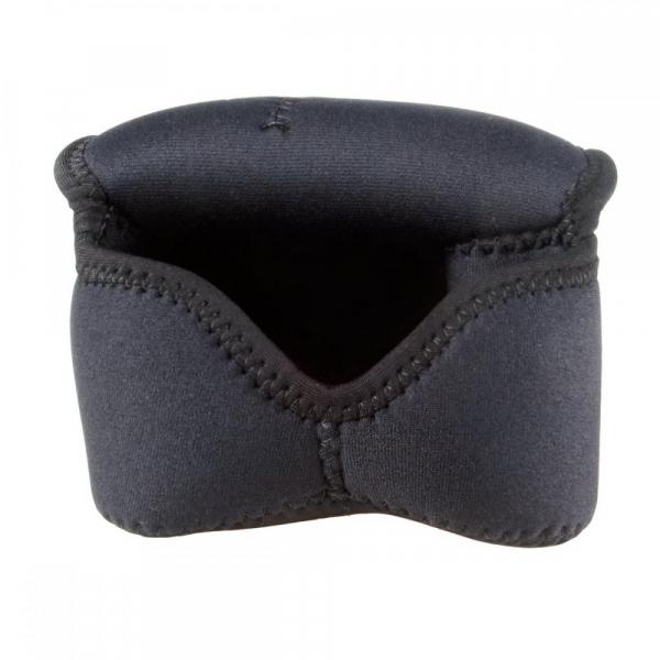 OP/TECH Soft Pouch™ D-M 4/3 Black - husa neopren neagra 1
