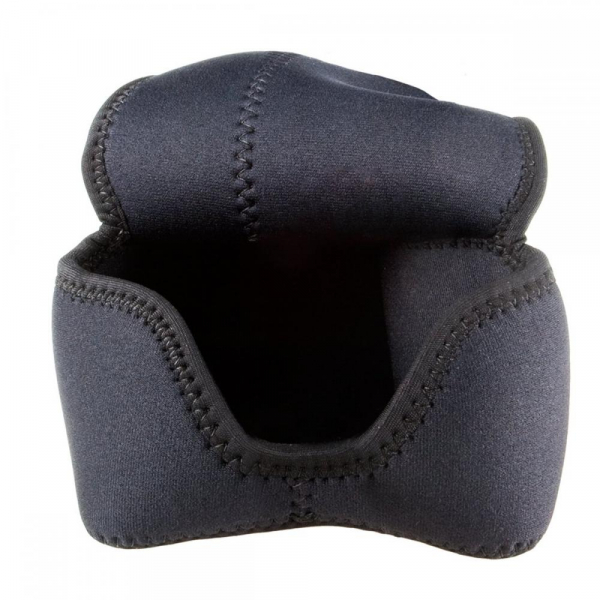 OP/TECH Soft Pouch™ D-Midsize - husa neopren neagra 1