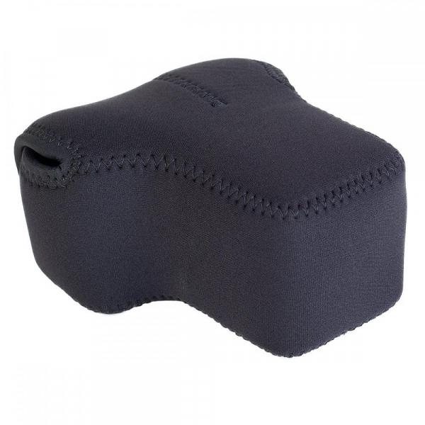 OP/TECH Soft Pouch™ D-Midsize - husa neopren neagra 0