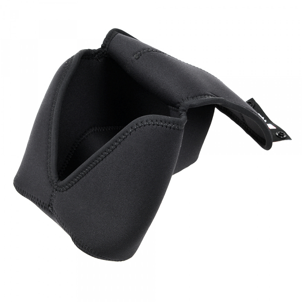 OP/TECH Soft Pouch™ D-Midsize PRO - husa neopren neagra 3