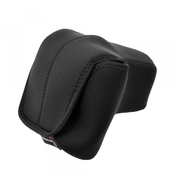 OP/TECH Soft Pouch™ D-Midsize PRO - husa neopren neagra 2