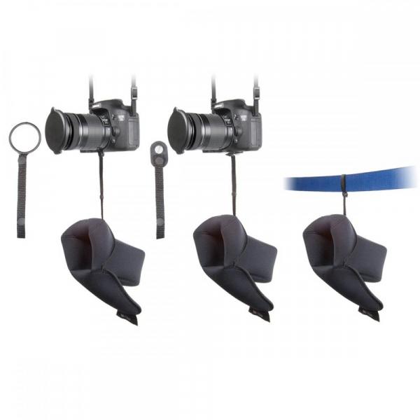 OP/TECH Soft Pouch™ D-Midsize Zoom - husa neopren neagra 6