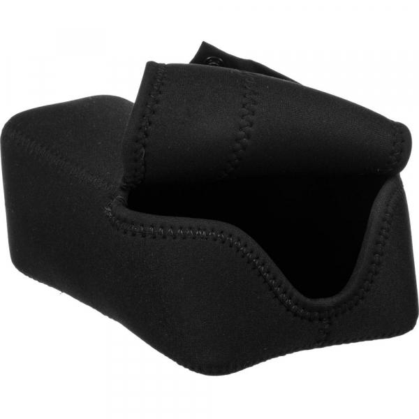 OP/TECH Soft Pouch™ D-Midsize Zoom - husa neopren neagra 3