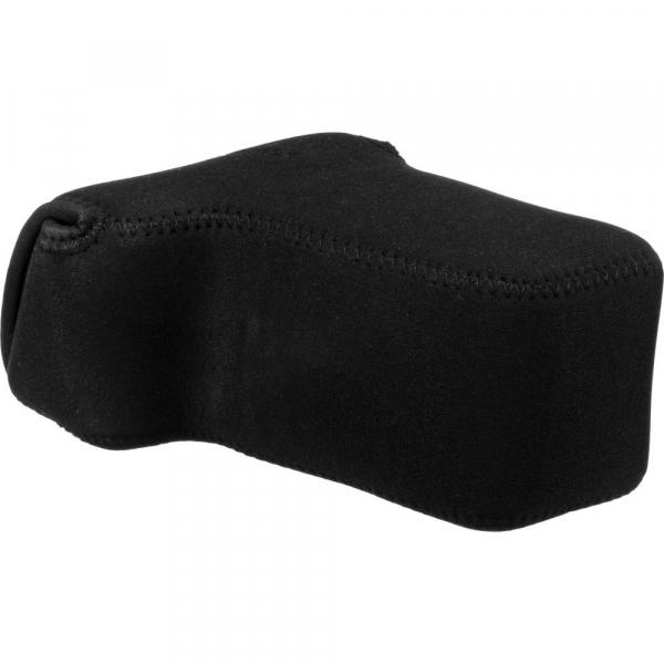 OP/TECH Soft Pouch™ D-Midsize Zoom - husa neopren neagra 0