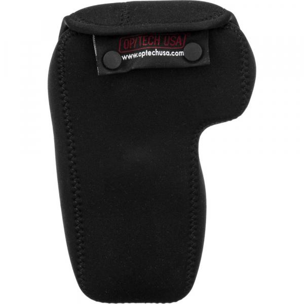OP/TECH Soft Pouch™ D-Midsize Zoom - husa neopren neagra 2