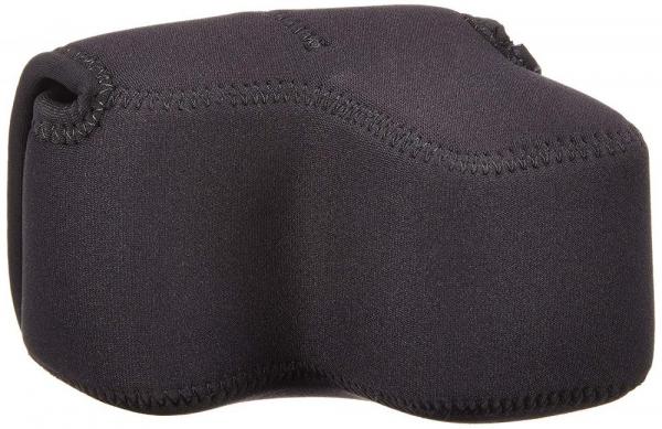 OP/TECH Soft Pouch™ D-Offset - husa neopren neagra [0]