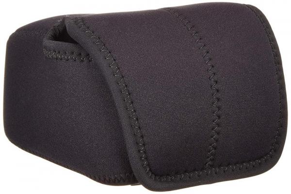 OP/TECH Soft Pouch™ D-Offset - husa neopren neagra [1]