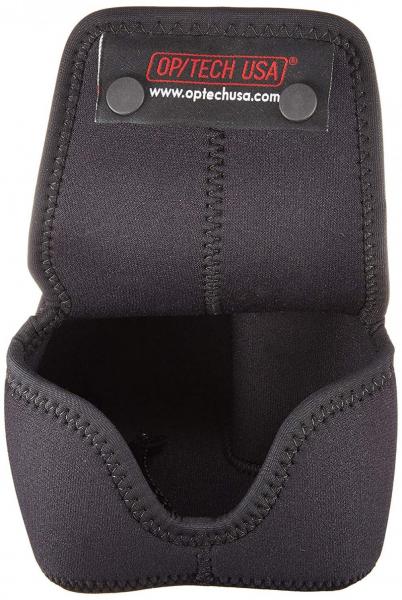 OP/TECH Soft Pouch™ D-Offset - husa neopren neagra [3]