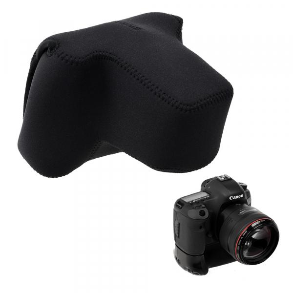 OP/TECH Soft Pouch™ D-PRO Black - husa neopren neagra 1