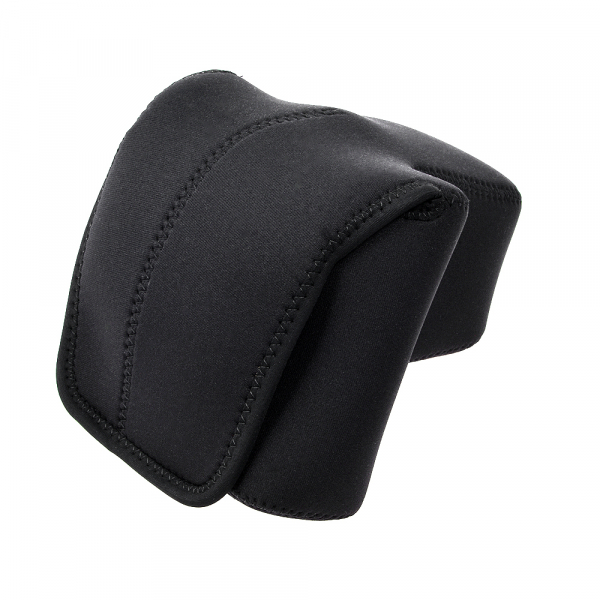 OP/TECH Soft Pouch™ D-PRO Black - husa neopren neagra 2