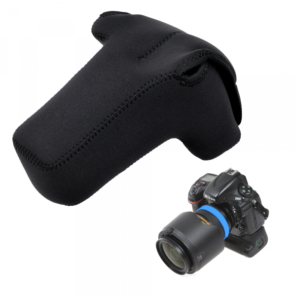 OP/TECH Soft Pouch™ D-PRO Zoom - husa neopren neagra 1