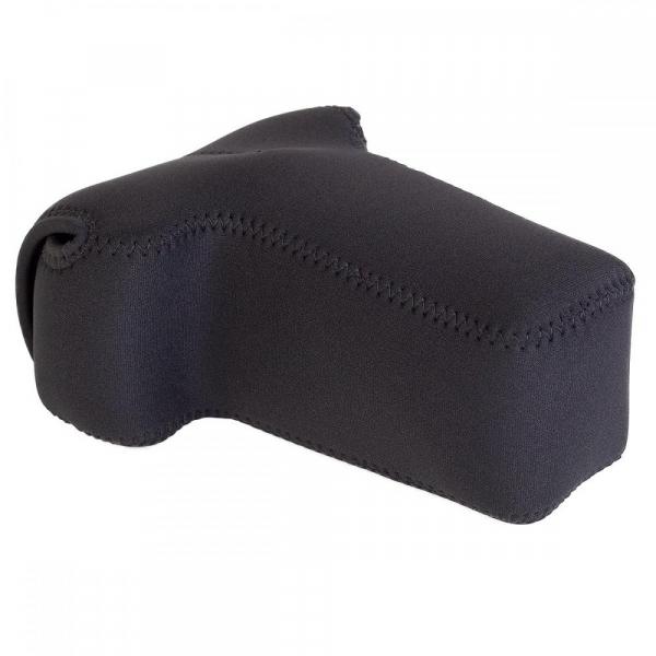 OP/TECH Soft Pouch™ D-SLR - husa neopren neagra 0
