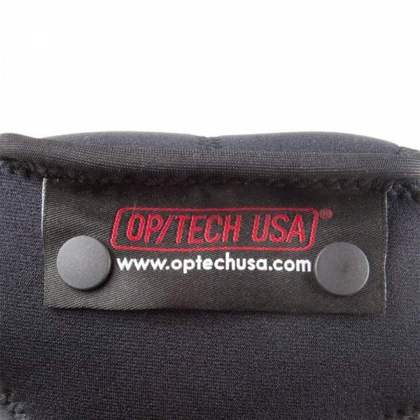 OP/TECH Soft Pouch™ D-SLR - husa neopren neagra 2