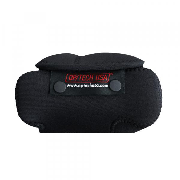 OP/TECH Soft Pouch™ D-SLR Tele Black - husa neopren neagra [4]
