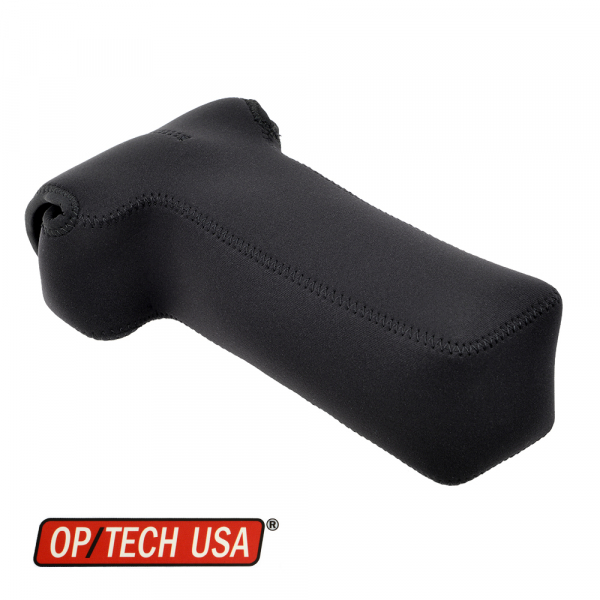 OP/TECH Soft Pouch™ D-SLR Tele Black - husa neopren neagra [0]